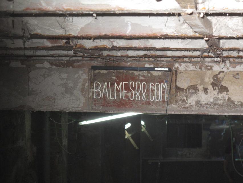 Balmes 88 / El último baile